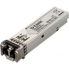 D-LINK 1-port Mini-GBIC SFP to 1000BaseSX Transceiver, DIS-S301SX