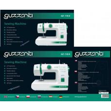 Guzzanti GZ 110A Šicí stroj