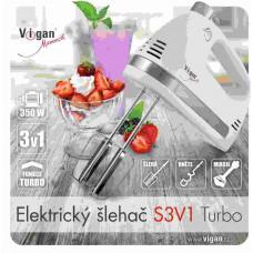 VIGAN S3V1 Turbo šlehač 3v1