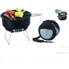 Sharks Kemping grill BBQ + chladící taška