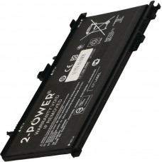 2-POWER Baterie 11,55V 5370mAh pro HP Pavilion 14-al01x, 15-ay03x, 15-bc3x, HP OMEN 15T-ax0xx