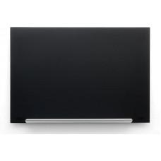 NOBO Skleněná tabule Diamond glass 99,3x55,9 cm, black
