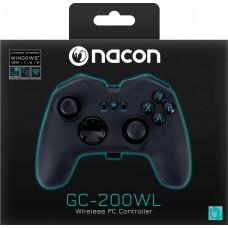 Nacon GC-200WL WIRELESS PC GAME CONTROLLER - ovladač pro PC - černý