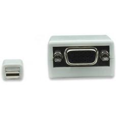 Manhattan adaptér Mini DisplayPort Male to VGA Female, Active