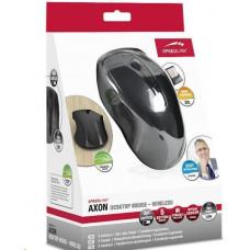 Speedlink SPEED LINK AXON Desktop Mouse - Wireless, black