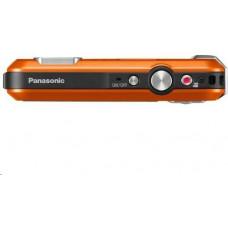 Panasonic DMC-FT30EP-D orange (16 Mpx, 4x zoom, 2.7