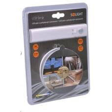 Solight LED světelný pás s pohybovým senzorem, 1m, 4x AAA