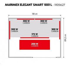 Marimex infrasauna Smart 1001 L