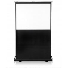 4WORLD Projekční plátno podlahové 120x90 60