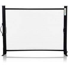 4WORLD Projekční plátno stolní 102x76 50