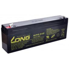 AVACOM Long 12V 2,3Ah olověný akumulátor F1 (WPS2,3-12)