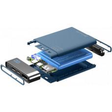 CELLULARLINE PB Cellularline Manta HD,5000 mAh,USB-C, modrá