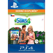 ESD CZ PS4 - The Sims 4 Romantic Garden Stuff