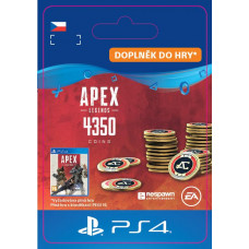 ESD CZ PS4 - Apex Legends 4,000 (+350 Bonus) Apex Coins