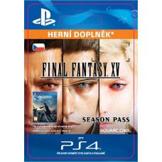 ESD CZ PS4 - FINAL FANTASY XV Season Pass