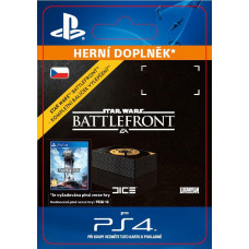 ESD CZ PS4 - STAR WARS Battlefront Ultimate UP