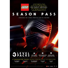 ESD CZ PS4 - LEGO Star Wars: The Force Awakens Season Pass