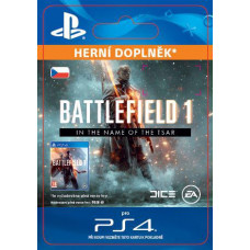 ESD CZ PS4 - Battlefield 1 In the Name of the Tsar