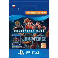 ESD CZ PS4 - JUMP FORCE - Characters Pass