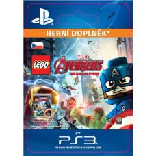 ESD CZ PS3 - LEGO Marvel's Avengers Season Pass