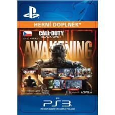 ESD - PS3 - Call of Duty: Black Ops III - Awakening DLC