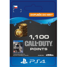 ESD CZ PS4 - 1,100 Call of Duty: Modern Warfare Points