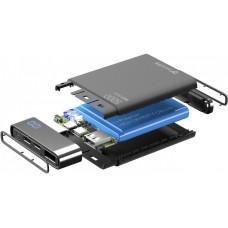 CELLULARLINE PB Cellularline Manta HD,5000 mAh,USB-C, černá