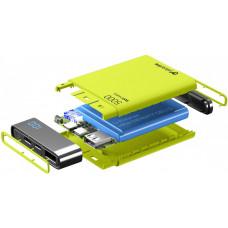CELLULARLINE PB Cellularline Manta HD,5000 mAh,USB-C, zelená