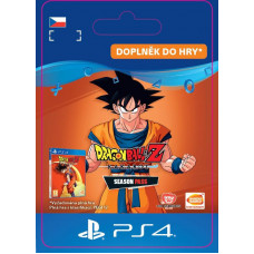 ESD CZ PS4 - DRAGON BALL Z: KAKAROT Season Pass