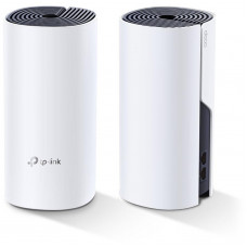 TP-LINK AC1200 Whole-home Mesh WiFi Powerline System Deco P9(2-pack)