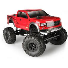 HPI RC Auto - Crawler King s karoserií Ford Raptor RTR s 2,4GHz soupravou, červený