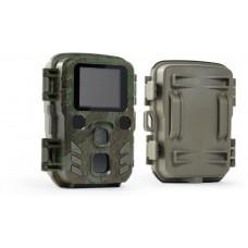 Technaxx fotopast Wild Cam 2MP - bezpečnostní kamera pro vnitřní i vnější použití,kamufláž (TX-117)