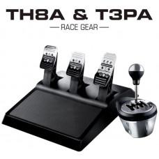 Thrustmaster sada TH8A & T3PA Race Gear  (4060129)