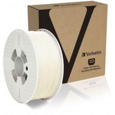 Verbatim ABS struna 1,75 mm pro 3D tiskárnu, 1kg,  Natural (NA1)