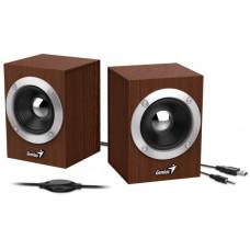 GENIUS SP-HF280,USB, dřevo