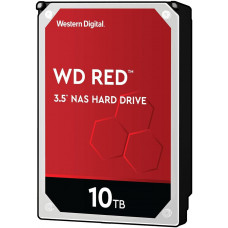 WD HDD 10TB WD101EFAX Red 256MB SATAIII 5400rpm