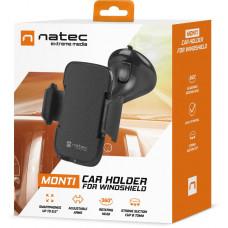 NATEC Držák na telefon do auta Natec Monti 360