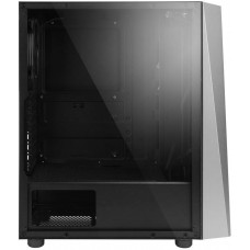 ZALMAN case Zalman miditower S4 Plus, ATX/mATX/Mini-ITX, bez zdroje, 3× RGB ventilátor, USB3.0