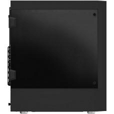 ZALMAN case Zalman miditower T7, mATX/ATX, 2× ventilátory, bez zdroje, USB3.0, černá