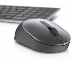 DELL myš, bezdrátová optická MS5120W k notebooku, šedá
