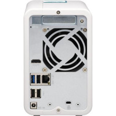 QNAP TS-251D-4G ( 2,0GHz / 4GB RAM / 2xSATA / 1xHDMI / 1x GbE / 3x USB 2.0 / 2x USB 3.0 )