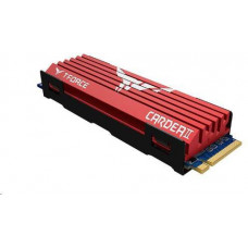 TEAMGROUP Team SSD 512GB T-FORCE CARDEA II M.2 NVMe (R:3400, W:2000 MB/s) Red