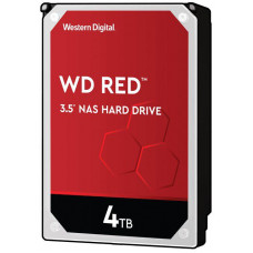 WD HDD 4TB WD40EFAX Red 256MB SATAIII