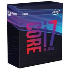 INTEL CPU Core i7-9700K (3.6GHz, 12M, LGA1151)