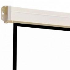 Reflecta ROLLO Crystal Lux (240x240cm, 1:1, 2cm černý okraj) plátno roletové