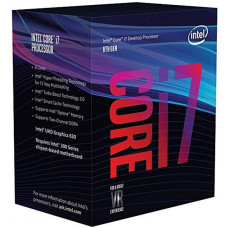 INTEL CPU Core i7-8700 (3.2GHz, 12M, LGA1151)