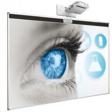 Epson tabule projekční -Projekční magnetická tabule 128x201cm, (16:10)