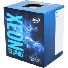 INTEL CPU Xeon E3-1220 v5 (3.0GHz, LGA1151, 8MB)