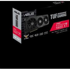 Asus VGA AMD Radeon TUF 3-RX5600XT-O6G-EVO-GAMING, 6GB GDDR6, 1xHDMI, 3xDP