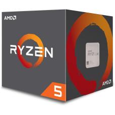 AMD CPU AMD Ryzen 5 1600 6core (3,4GHz) Wraith Spire